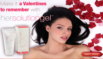 Hersolution Gel Sex Drive Naturally