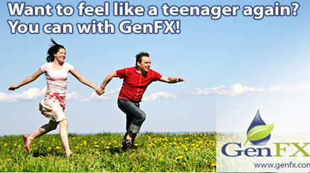 GEN FX Increased energy levels