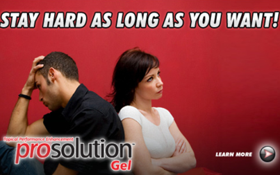 Prosolution Gel works Faster & enhancement